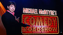 Michael McIntyre's Comedy Roadshow returns for second series