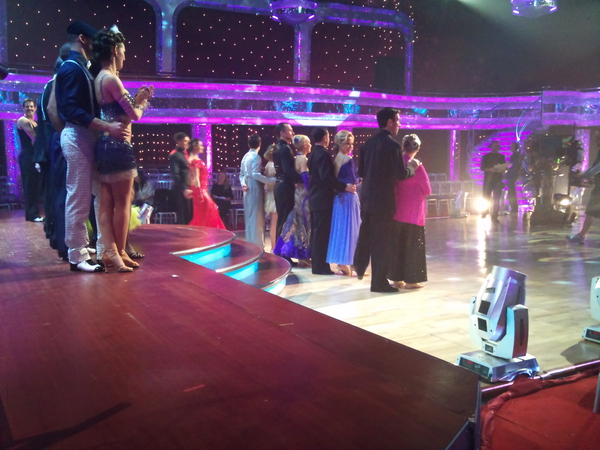 Our 12 Strictly Come Dancing Couples in Dress Rehearsal