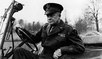 General Dwight D. Eisenhower was supreme commander of the Allied Expeditionary Forces, putting him in charge of Operation Overlord