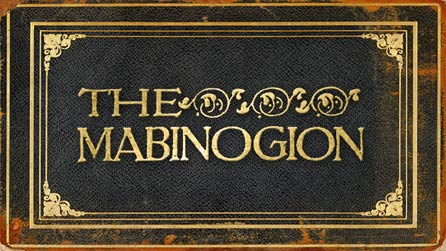 Cover of 'The Mabinogion', 1913 edition, Translated by Lady Charlotte Guest