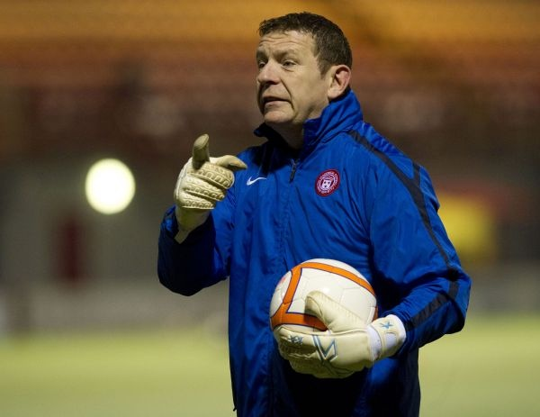Andy Goram enjoyed a fine career as a goalkeeper yet was under six-foot tall. Photo: SNS