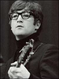John Lennon Performing With The Beatles On Saturday Club