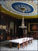 Banqueting hall at Trinity House. Photo: Trinity House