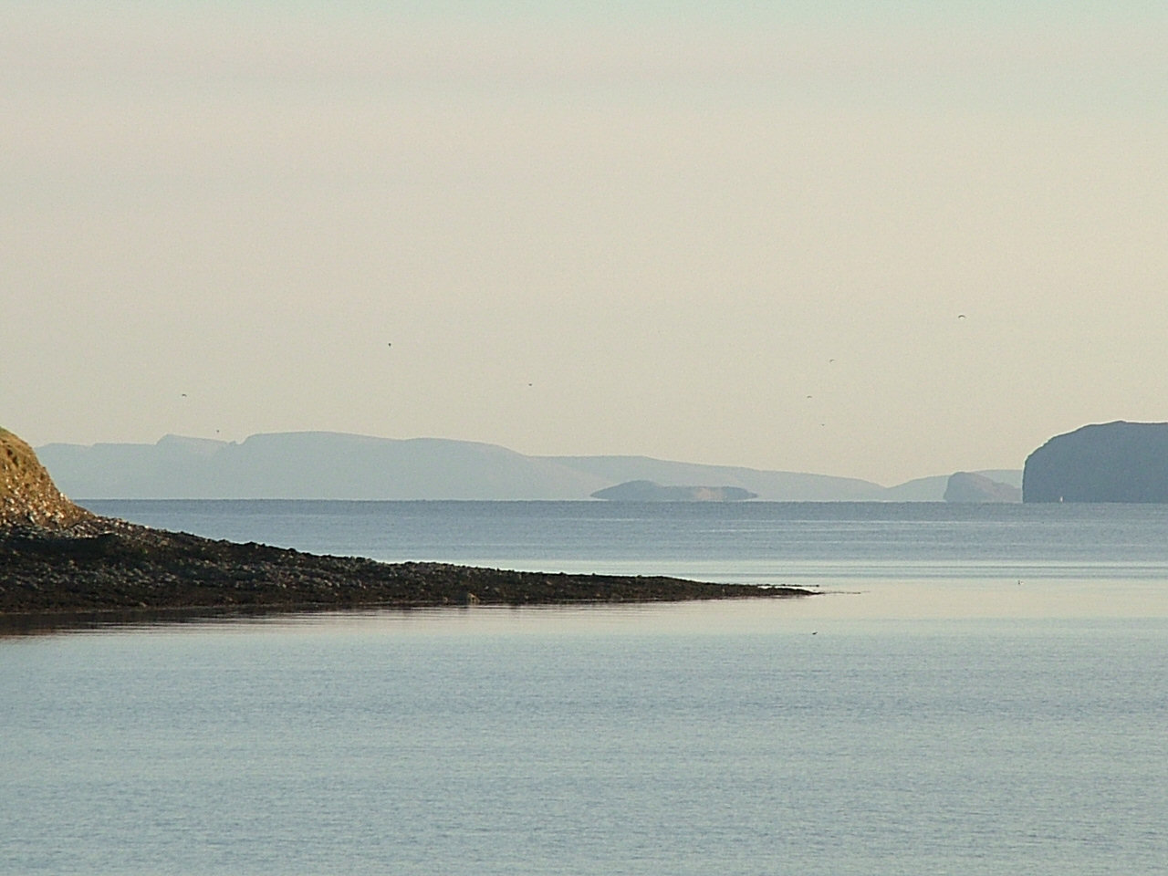 Skye, Shiants and Kebock Head