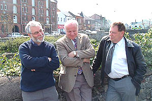 John, Brian and Sean discuss the future of the canal