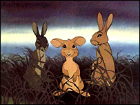 Watership Down, the animated film