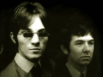 Small Faces Steve Marriott and Ronnie Lane