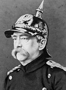 Otto von Bismarck in uniform