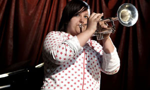 Classical Star: Danielle plays the Trumpet