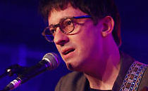 Graham Coxon, who performed at the Folk Awards 2008