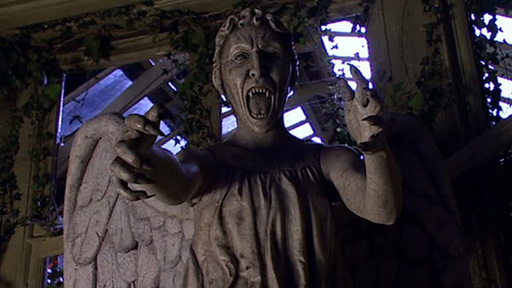 BBC - Doctor Who - The Weeping Angels are back
