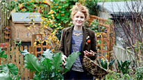 Alys Fowler reveals how easy it is to grow fruit and vegetables in the garden
