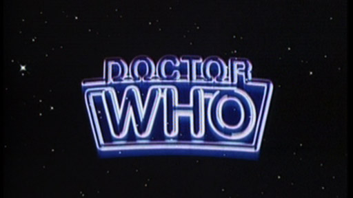 The Doctor Who Logo, 1984 - 86
