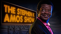 Stephen K Amos introduces a range of comedy characters in his new, self-titled show