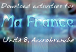 Download Ma France Unit 8 suggested activities