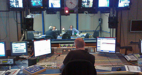 Radio 4 Today studio control booth view 600