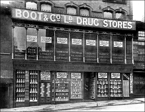 pharmaceutical society of great britain v boots cash chemists southern ltd 3) case study pharmaceutical society of great britain v boots cash chemists ( southern) ltd [1953] 1 qb 401 facts: boots were charged with.