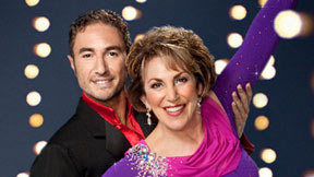 Vincent Simone and Edwina Currie
