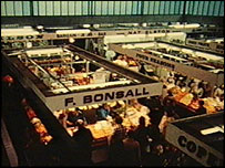 Sheaf Markets, Sheffield in the 1970s