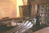 Photograph showing the Tomb of Henry V