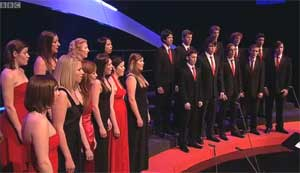Choir of the Year 2010 - The Wellensian Consort