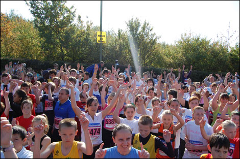 Swindon Half Marathon 2008