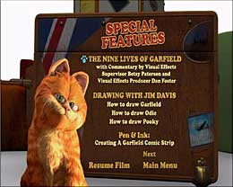 Bbc Movies Review Garfield 2 Dvd