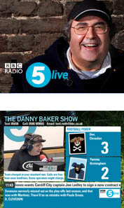 Danny Baker 2window