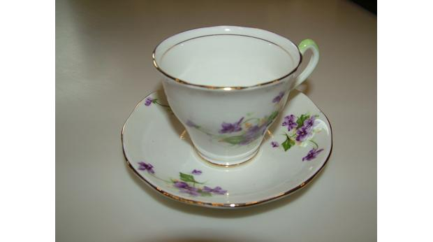 Sailsbury Bone China Tea Set