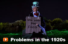 Watch 'Problems in the 1920s' video