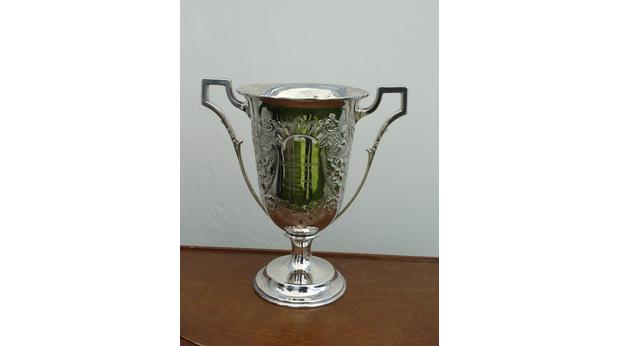Cornish Wrestling Trophy