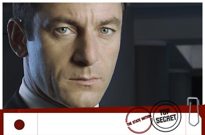 Jason Isaacs as Sir Mark Brydon