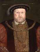 Portrait showing Henry VIII