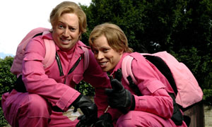 That Mitchell And Webb Look: David Mitchell and Robert Webb