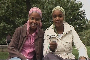 Two young members of the Muslim community in Norwich give us an insight into their life.