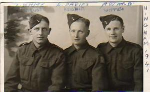 Bbc Ww2 People S War Life In The Army Chapter 6