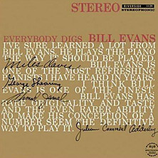Review of Everybody Digs Bill Evans