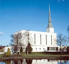 The London Temple