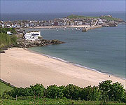 One of the many gorgeous beaches at St. Ives