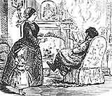 Image of Victorian husband and wife