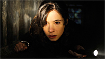 The nightmare is far from over for Abby (Elaine Cassidy)