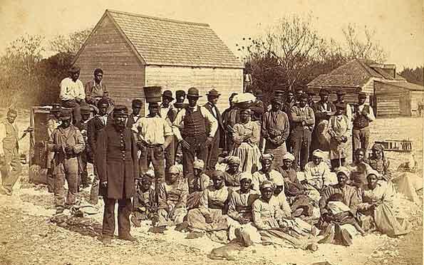 American Civil War Slavery American Civil War Slaves