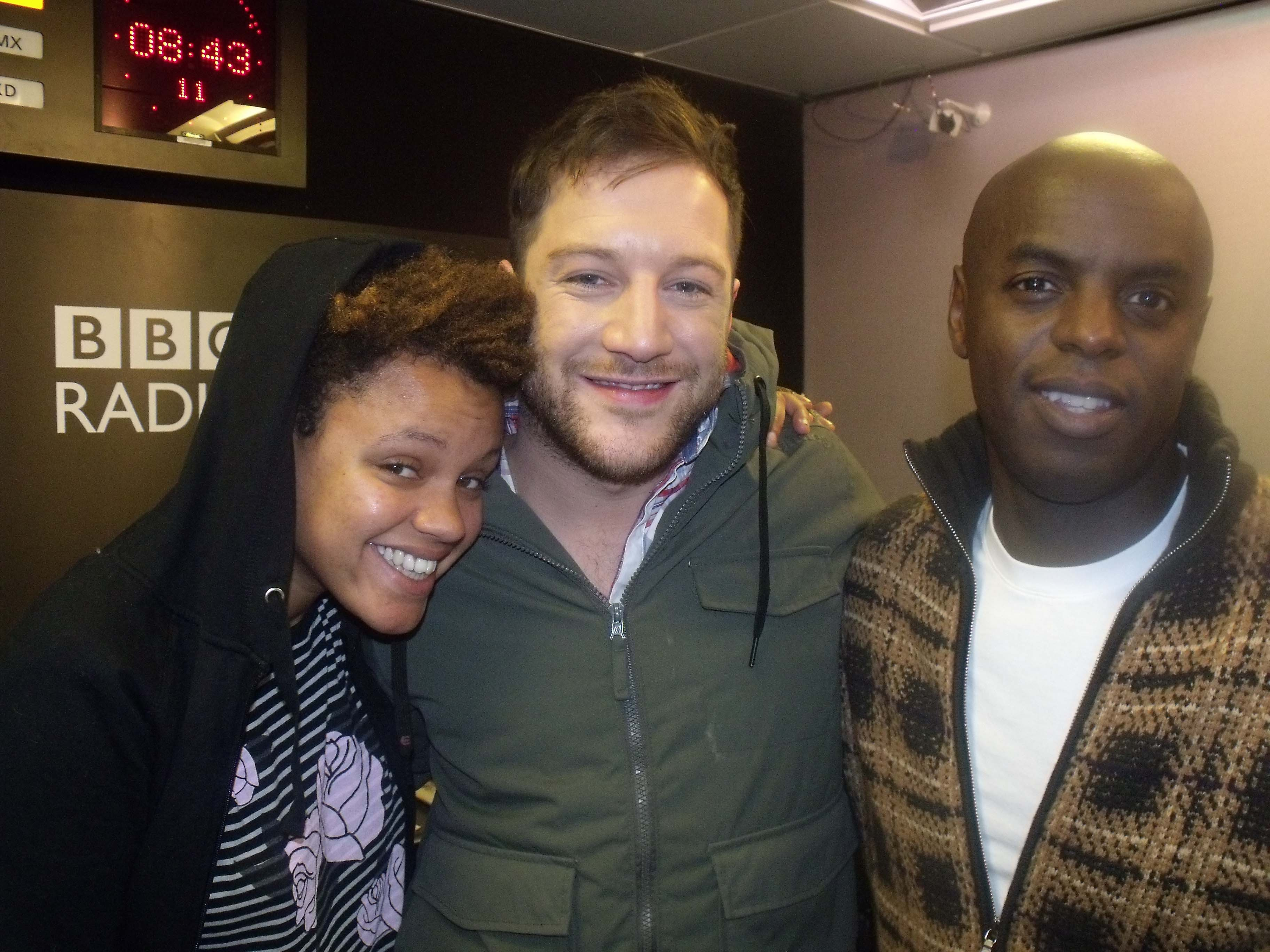 1Xtra Breakfast - 2010 Guests Pt. 2
