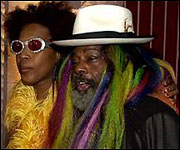 George Clinton and Macy Gray