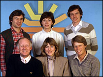 Breakfast presenters in 1983