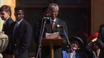 Mandela becomes President of South Africa