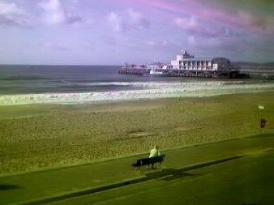 Bournemouth pier webcam
