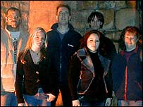 Lincs Paranormal Research Team.