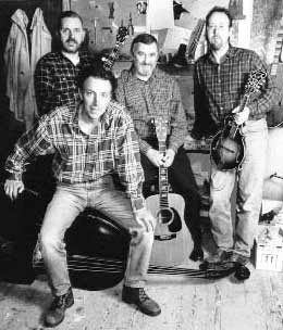 Jimmy Moon and the Moonshiners
