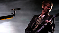 Muse are among the headline artists performing at Glastonbury 2010